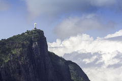 Christ the Redeemer, Rio de Janeiro, Brazil stock photo