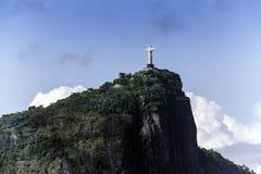 Christ the Redeemer,  Rio de Janeiro, Brazil Royalty Free Stock Photos