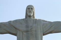 Christ The Redeemer - Rio de Janeiro - Brazil. Christ The Redeemer in Rio de Janeiro - Brazil Stock Photography