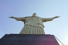 Christ The Redeemer - Rio de Janeiro - Brazil. Christ The Redeemer in Rio de Janeiro - Brazil Royalty Free Stock Image