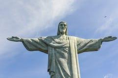 Christ the Redeemer, Rio de Janeiro, Brazil. The Christ the Redeemer statue in Rio de Janeiro, Brazil Stock Images