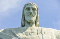 Christ the Redeemer, Rio de Janeiro, Brazil. The Christ the Redeemer statue in Rio de Janeiro, Brazil Stock Photos