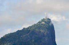Christ the Redeemer, Rio de Janeiro, Brazil. The Christ the Redeemer statue in Rio de Janeiro, Brazil Royalty Free Stock Photo