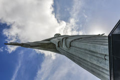Christ the Redeemer, Rio de Janeiro, Brazil. The Christ the Redeemer statue in Rio de Janeiro, Brazil Stock Photography