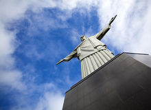 Christ the Redeemer Rio De Janeiro Royalty Free Stock Photo