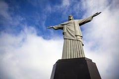 Christ the Redeemer Rio De Janeiro Royalty Free Stock Images