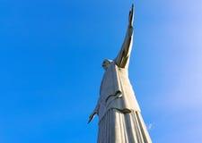 Christ the Redeemer in Rio de Janeiro Stock Photography