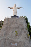 Christ the Redeemer statue in Mini Siam Park Royalty Free Stock Photos