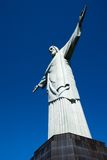 Christ the Redeemer statue in Rio de Janeiro in Brazil Stock Photography