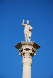 Christ the Redeemer Statue, Vicenza Stock Photo