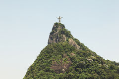 Christ the Redeemer staue, Corcavado Stock Photography