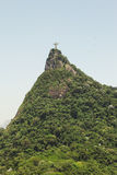 Christ the Redeemer staue, Corcavado Royalty Free Stock Images