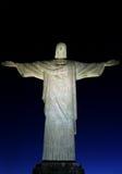 christ redentor Corcovado De Janeiro Rio Zdjęcie Stock