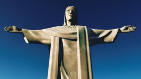 Christ the Reedemer Royalty Free Stock Images