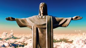 Christ the Reedemer Royalty Free Stock Image