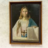 Christ the Reedemer  in Castelvecchio Museum. Verona, Stock Photos