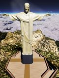 Christ the Reedemer Stock Images