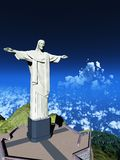 Christ the Reedemer Stock Photo