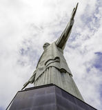 Christ the Reedemer statue, Corcovado, Rio de Janeiro, Brazil Royalty Free Stock Images