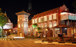 Christ's Church, Malacca Stock Photography