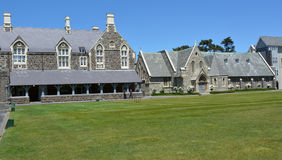 Christ's College, Christchurch - New Zealand Stock Photo