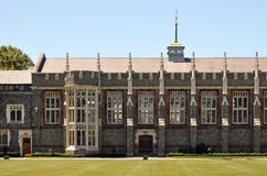 Christ's College Dining Hall, Christchurch Royalty Free Stock Photos