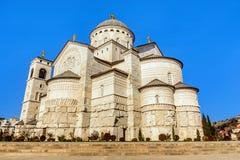 Christ's Resurrection Church in Podgorica, Montenegro Stock Images