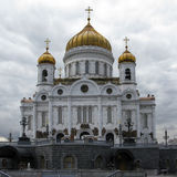 Christ the Savior Cathedral Stock Photography