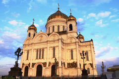 Christ the Savior Cathedral Royalty Free Stock Images