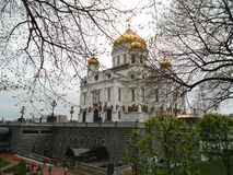 The Christ the Savior Cathedral. Very beautifull. I like it Stock Images