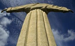 christ staty Fotografering för Bildbyråer