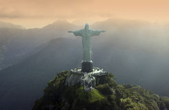 Free Christ The Redeemer - Rio De Janeiro - Brazil Royalty Free Stock Image - 15193656