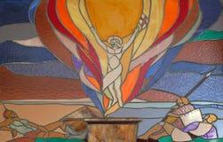 christ uppståndelse arkivfoton