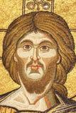christ wizerunku Jesus mozaika Zdjęcia Stock