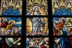 christ wskrzeszanie Obraz Royalty Free