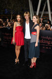 Christa B Allen, Gabriel Mann, Ashley Madekwe Royalty Free Stock Photography