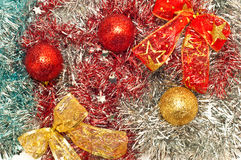 Christamass decorations royalty free stock photo