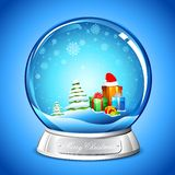 Christams Glass Ball Royalty Free Stock Photos