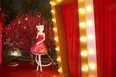 Christams i nowy rok dekoracja Fotografia Royalty Free