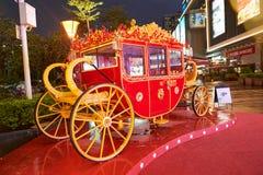 Christams i nowy rok dekoracja Zdjęcia Royalty Free