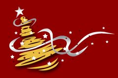 Christams tree Royalty Free Stock Images