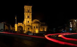 The church of Saint Lazarus in Larnaca, Cyprus Stock Photos