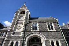 Christchurch photographie stock libre de droits