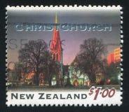 christchurch fotografía de archivo