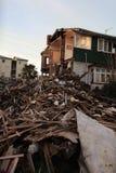 Christchurch aardbeving-CBD Stock Afbeeldingen