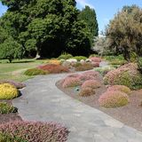 Christchurch Botanic Gardens Royalty Free Stock Photos