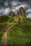Christchurch Castle στοκ φωτογραφίες