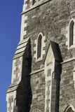 Christchurch Cathedral. In 2009 prior to the Earthquake which destroyed this cathedral Royalty Free Stock Images