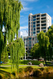 Christchurch cityscape Royalty Free Stock Photo