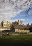 Christchurch College Royalty Free Stock Photo